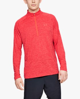 Men's UA Tech™ 2.0 ½ Zip Long Sleeve