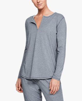 Women's UA Recover Sleepwear Long Sleeve