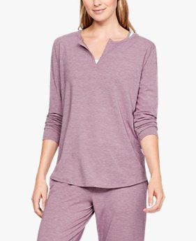 Women's UA RECOVER™ Sleepwear Long Sleeve Shirt