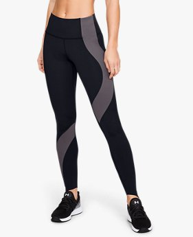 Damen UA Breathelux Ascend knöchellange Crop-Hose