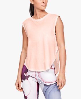 Camiseta de Treino Feminina Under Armour Breathe Dolman