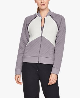 Chaqueta UA Unstoppable Move Light ColdGear® Reactor para mujer