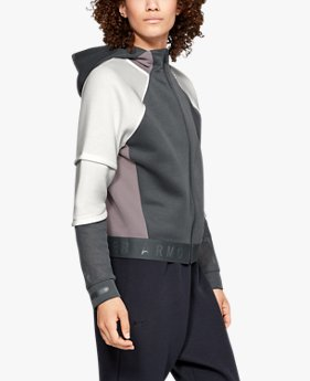 Women's UA Unstoppable Move Light Full-Zip Hoodie