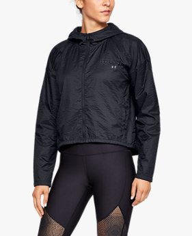 Women's UA Hybrid Woven Jacket