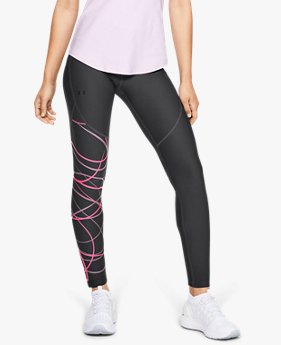 Dameslegging UA Vanish Poised Graphic