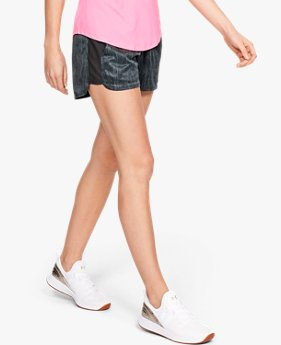 Women's UA Play Up Shorts Jacquard