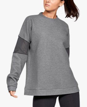 Camiseta UA Unstoppable Move Light Tunic para Mujer