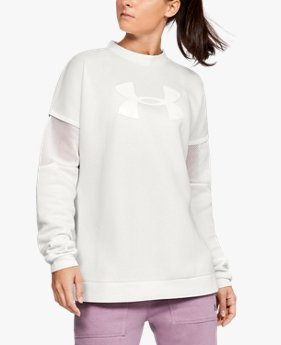 Women's UA Move Light Tunic Crew