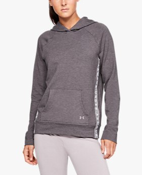Women's UA Featherweight Fleece Hoodie