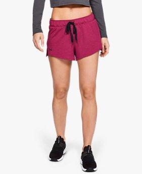 Women's UA Featherweight Fleece Shorts