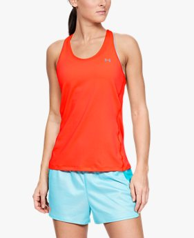 Damen HeatGear® Armour Racer Tanktop