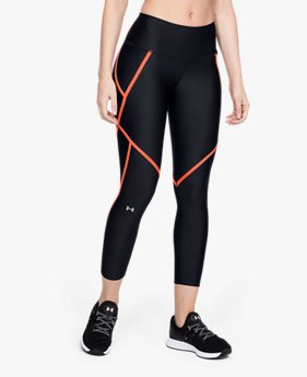 Dameslegging HeatGear® Armour Edgelit Ankle Crop