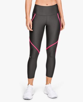 Women's HeatGear® Armour Edgelit Ankle Crop