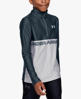 Boys' UA Tech™ ½ Zip