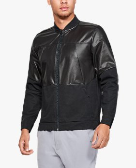Men's UA Unstoppable Swacket Bomber Jacket