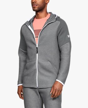 Men's UA Unstoppable Move Light Full Zip Hoodie