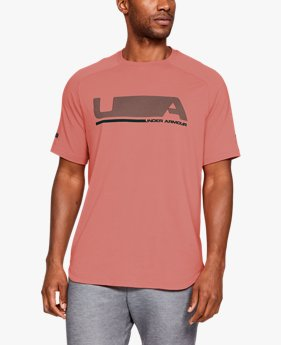 Men's UA Unstoppable Move Short Sleeve T-Shirt