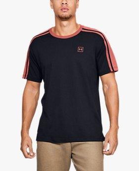 UA アンストッパブル ストライプショートスリーブ (トレーニング/Tシャツ/MEN)