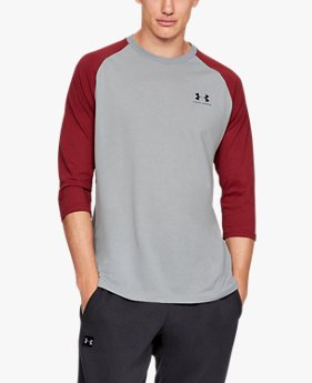 8cc1e8dcb Men's Long Sleeve T-Shirts & Tops | Under Armour UK