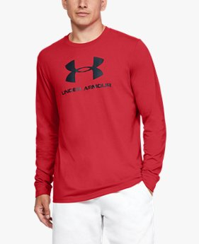 Men's UA Sportstyle Logo Long Sleeve