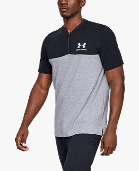 Men's UA Sportstyle Track ½ Zip