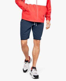 UAスポーツスタイル テリー ショーツ(トレーニング/ショートパンツ/MEN)