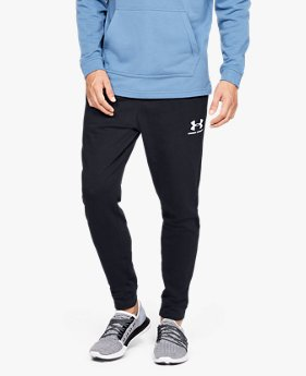 Herenjoggingbroek UA Sportstyle Terry