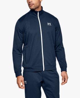UAスポーツスタイル トリコット ジャケット(トレーニング/ジャケット/MEN)