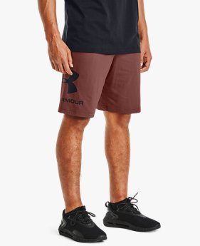 Herenshorts UA Sportstyle Cotton Graphic