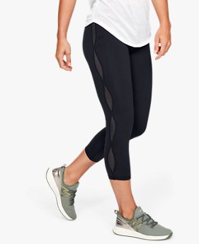 Women's UA Favorite Mesh Crop