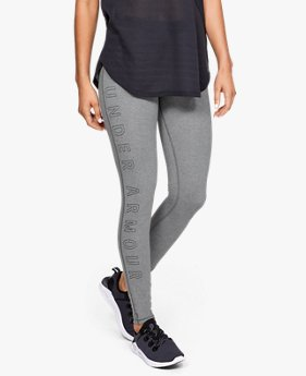 Leggings UA Favorite Wordmark para mujer