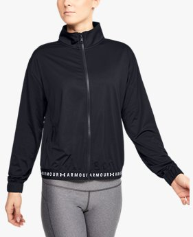 Women's HeatGear® Full Zip