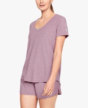 Women's Athlete Recovery Sleepwear Short Sleeve