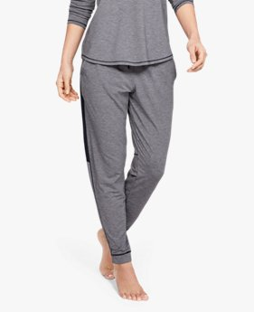 Damesjoggingbroek UA Recover Sleepwear