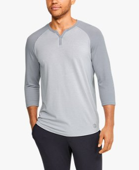 Men's Athlete Recovery Sleepwear™ Henley