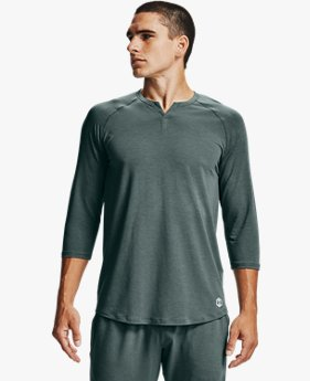 Herenpyjamashirt Athlete Recovery Sleepwear™