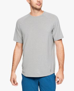 Men's UA RECOVER™ Sleepwear Short Sleeve Shirt