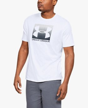Men's UA Boxed Sportstyle Short Sleeve T-Shirt