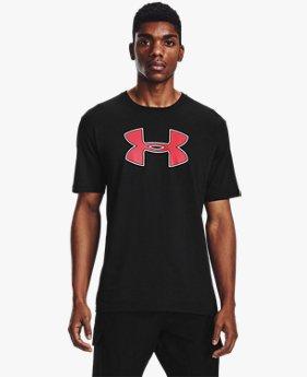 男士UA Big Logo短袖T恤