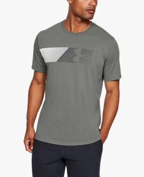 Men's UA Fast Left Chest Short Sleeve