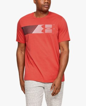 Camiseta UA Fast Left Chest Short Sleeve Masculina