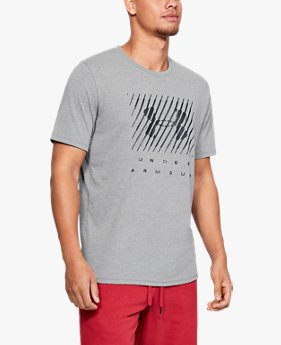 Men's UA Branded Big Logo Short Sleeve