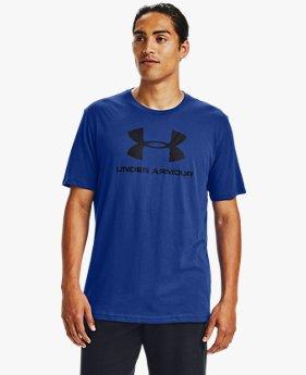 Men's UA Sportstyle Logo Short Sleeve