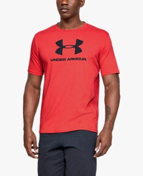 Camiseta UA Sportstyle Logo Masculina