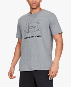 Men's UA Optic Logo Short Sleeve Shirt