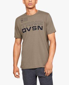 Men's UA TRNG DVSN Short Sleeve