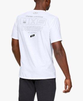 【アウトレット】UA 〈WAIT FOR NOBODY〉 ショートスリーブ(トレーニング/Tシャツ/MEN)