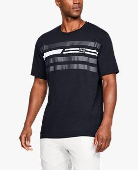 UA Sportstyle Logo Lengan Pendek untuk Pria