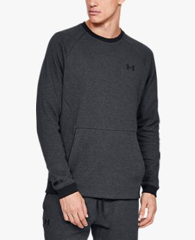 Men's UA Unstoppable Double Knit Crew