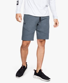 Shorts de Treino Masculino Under Armour Unstoppable Double Knit